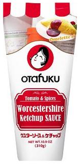 OTF OTAFUKU EXPORT Worcester Sauce/12