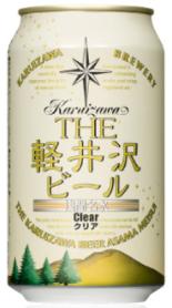 KRZ BEER THE KARUIZAWA CLEAR 350ML/24