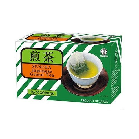 GREEN TEA BAG 20P (SENCHA)/30