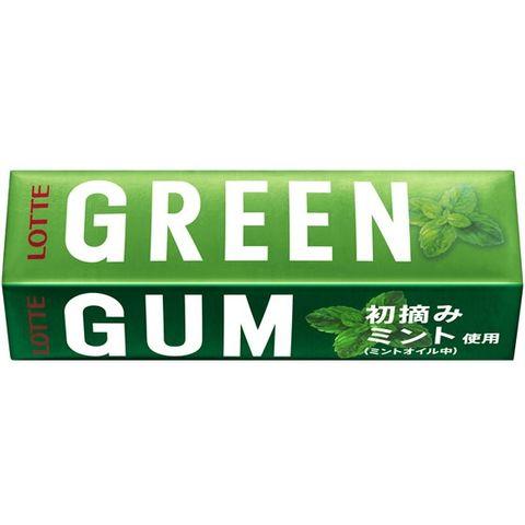 GREEN GUM 27G/15x20