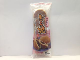 DORAYAKI 5P (RED BEAN)/12