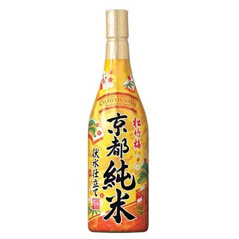 KYOTO FUSHIMIZUJITATE JYUNMAI 720ML/12