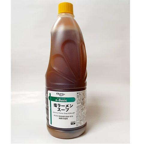 RAMEN SOUP SHIO 1.8L