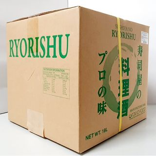 SUSHIYA NO RYORISHU 18L/1
