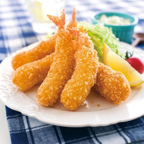 Frozen Pre-fried Breaded Shrimp 50P/10