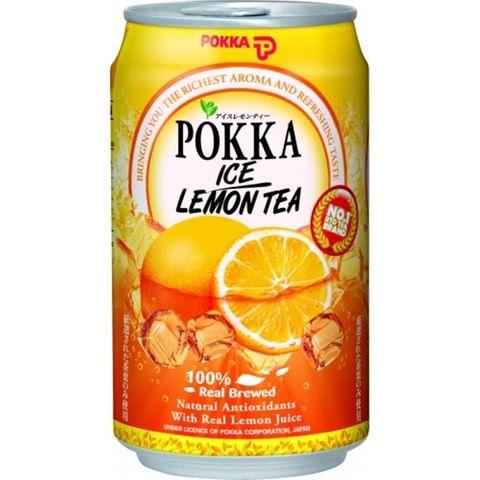 LEMON TEA CAN 300ML