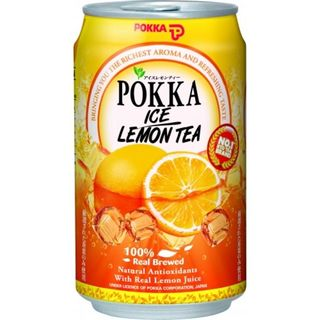 LEMON TEA CAN 300ML