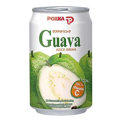 GUAVA DRINK CAN 300ML
