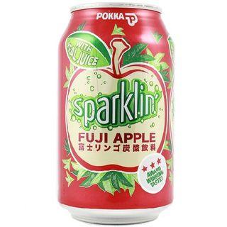 FUJI APPLE SPARKLN' CAN