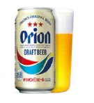 ORION DRAFT BEER 500ML/24