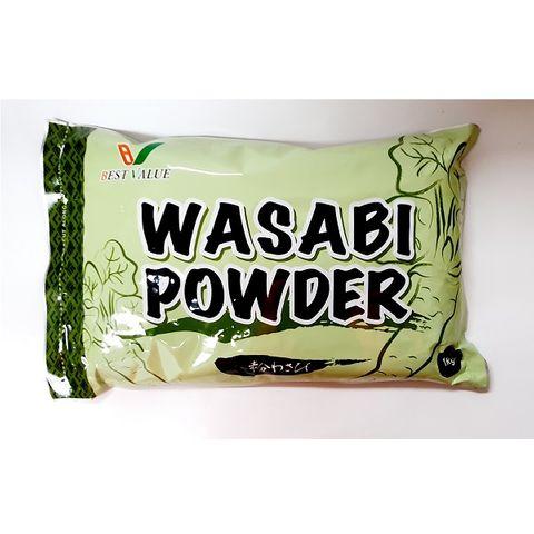 WASABI POWDER 1KG/10