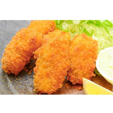 BREADED OYSTER 20pc