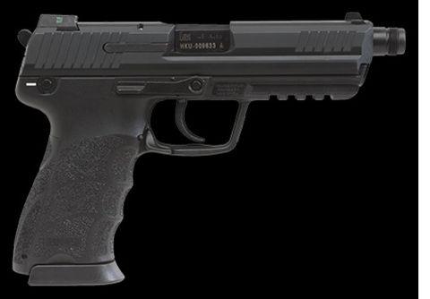 HECKLER & KOCH HK45 TACTICAL V1- BLACK .45 Auto