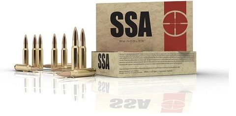 NOSLER 5.56mm 63gr Soft Point SSA  (20 ct.)