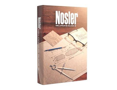 NOSLER RELOADING MANUAL #8