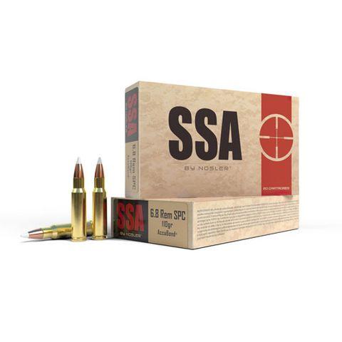 NOSLER SSA 6.8mm SPC 110gr Nosler AccuBond (20 ct.)