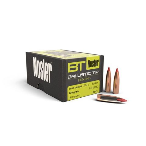 Nosler 7mm 140gr Ballistic Tip (50 ct.)