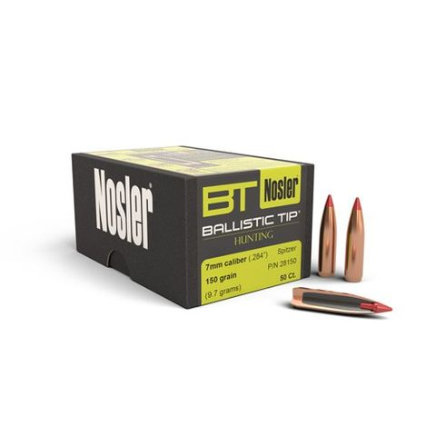 Nosler 7mm 150gr Ballistic Tip (50 ct.)