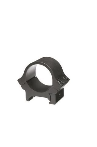 B-SQUARE SPORT UTILITY RINGS -30MM  STANDARD DOVETAIL - MEDIUM-BL