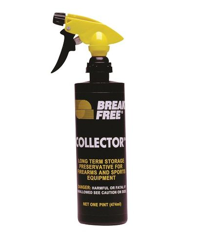 BREAKFREE CO-5COLLECTOR -LONG TERM STORAGE - 480 ML (PRESERVATIVE)