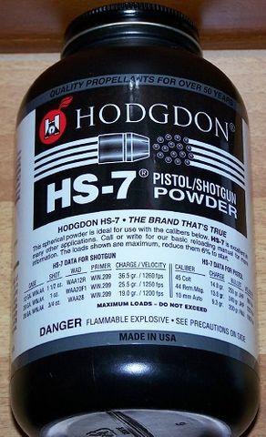 HODGDON HS7 1 LB CAN