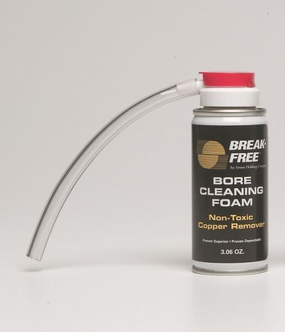 BREAKFREE FL-AFOAM LUBE 12 OZ CAN W/EXTENDER