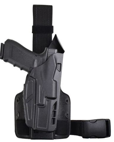 SAFARILAND Tactical 7354 7TS ALS TACTICAL  HOLSTER SIG SAUER Black RH