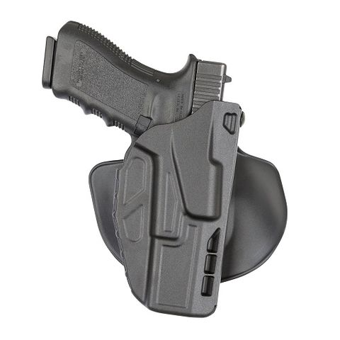 SAFARILAND Concealment 7TS ALS HOLSTER BLACK RH (new code 7378FBI-83F-411-150)