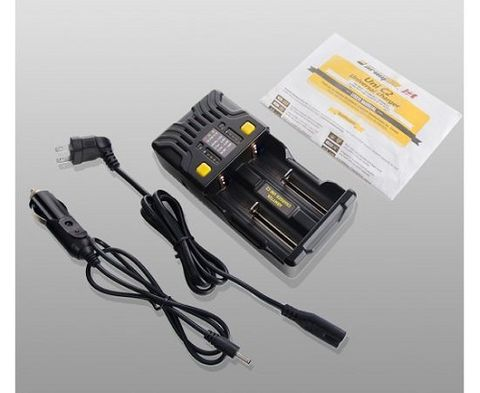 Armytek Uni C2 Battery Charger
