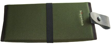 NIGGELOH CORDURA SEAT CUSHION, GREEN
