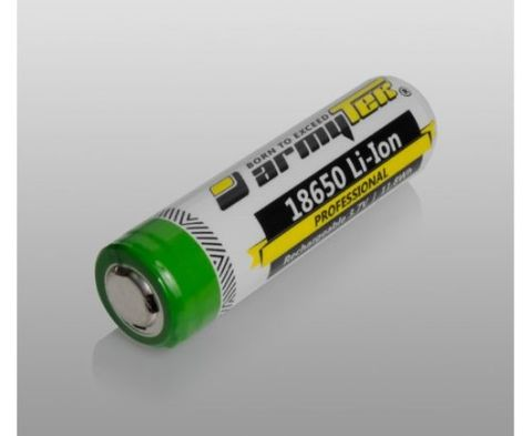 Armytek 18650 Battery Li-ion 3200mAh/Protected/Rechargeable