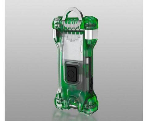 Armytek Zippy Green Keychain Light