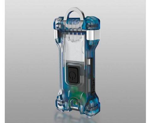 Armytek Zippy Blue / 200 lm / IP67 standard / built-in Li-Pol battery