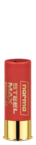 Norma 12ga 12/70 STEEL MAX MATCH 28g No 6 (25)