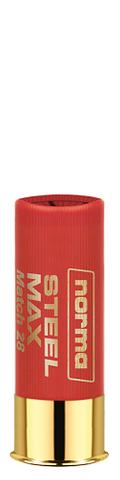 Norma 12ga 12/70 STEEL MAX MATCH 28g No 8 (25)