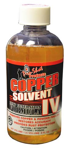 PROSHOT COPPER SOLVENT IV 8 OZ.
