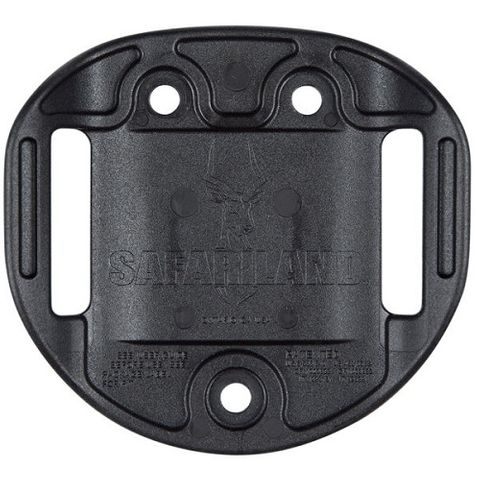 "SAFARILAND BELT LOOP 1.75"" PLAIN BLACK"