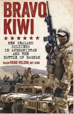 BRAVO KIWI BOOK BY CRAIG WILSON
