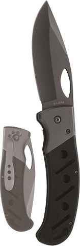 KA-BAR GILA FOLDER, G10 HANDLE, STR EDGE