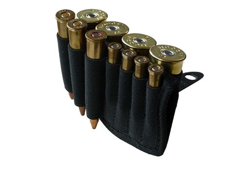 NIGGELOH SEPARATE INSERT FOR 3 X CARTRIDGE & 4 X SHOT SHELL & 4 X BULLETS