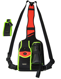 "NIGGELOH SHOULDER HOLSTER FOR TRACKER ""FINDER"""
