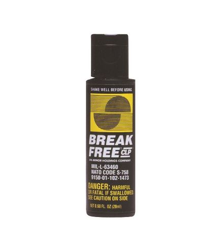 BREAKFREE CLP-16, 20 ML GUN KIT SIZE LIQUID BOTTLE