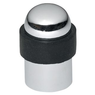 DOOR STOPS CHROME PLATE