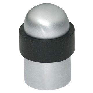 DOOR STOPS SATIN CHROME