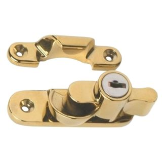 SASH WINDOW FASTENER LOCKING