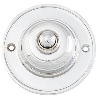 DOOR BELLS CHROME PLATE