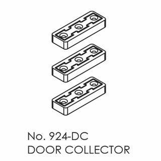 TRACK DOOR COLLECTOR