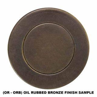 DOOR STOPS OIL RUBBED BRONZE
