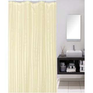 SHOWER TRACK & CURTAIN