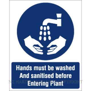 DENEEFE DI03 WASH YOUR HANDS 240X300
